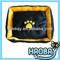 pata entre el patrón de costura del color de moda de estilo de diseño de gran tamaño del perro productos para mascotas