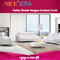 chinos sofá de estilo de vida de la fábrica del fabricante de muebles q621