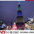Navidad decoración de China con luces led navidad