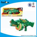 B/o de la pistola de bala blanda de juguete