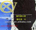 El ácido de la tinta azul g, azul ácido g c. 1. azul ácido 93 (42780)