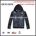 mayor para hombre chaqueta de jean, venta al por mayor chaqueta de los hombres, venta al por mayor para hombre chaquetas de oem