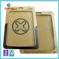 Reciclado de envases caja para ipad 2/3/4 caso