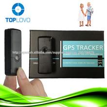 niños protable GPS de seguimiento de dispositivos GPS para mascotas rastreador TL007
