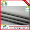 tissu de coton polyester 35 65 tissu à rayures vente en gros tissu uni en coton blanc