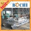 certificado ce consola central de 6 metros barco catamarã de alumínio