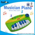 venta al por mayor de instrumentos musicales electrónicos de órganos con la luz