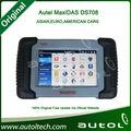 100% original autel maxidas ds708 automotriz herramienta de diagnóstico del sistema 708 ds