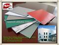 Paneles de Materiales de Construcción de aluminio compuesto Alucobond ACP Hojas Precio