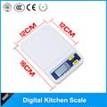 de precisión digital balanza de cocina electrónica