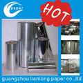Différents types de papier d'aluminium d'emballage