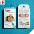 Para blanquear los dientes tiras, la magia de los dientes kit de limpieza, no hay productos químicos