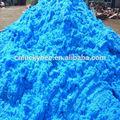 grado de la alimentación sulfato de cobre