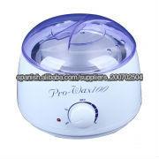 máquina portátil de cera crisol calentador / calentador de cera depilatoria pelo (single)