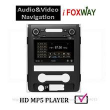 2014 nuevo DVD del cocho full pantalla táctil radio del coche con ...