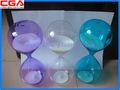 la fábrica de guangdong fabricación de alta calidad vaso de vidrio caliente de la venta