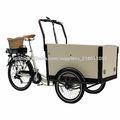 china tres ruedas ciclomotor eléctrico triciclo de carga