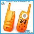 0.5w professioal más barato de buena calidad radios walkie- talkie de de mao con 3 canales hr801