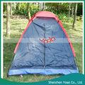 Hly-z2003 doble- persona de una sola capa de camping los amantes de la carpa plegable