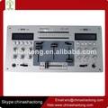 Mezclador de dj; la consola de mezcla; mezclador de sonido profesional