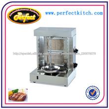 Pollo de shawarma/shawarma de gas de la máquina