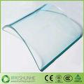 calidad de la construcción, vidrio templado de alta para la construcción