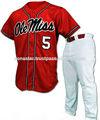 personalizada uniformes de béisbol