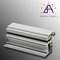 trilhos de alumínio perfil