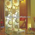 panneau de douche en résine décoration à la maison pour morden