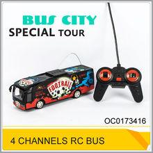 caliente 2014 4ch mando a distancia de la ciudad de autobús con la luz oc0173416