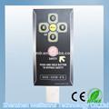de alta calidad táctil a prueba de agua de botón interruptor de membrana