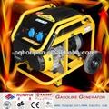 Portátil 6.5hp 2 kw generador