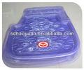 Materia prima de plástico PVC de la estera del coche