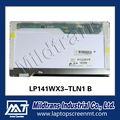 14.1 original del ordenador portátil de pantalla LP141WX3 TLE1 with Dell converter