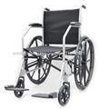 Cómodo la silla de ruedas manual