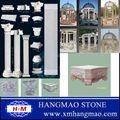 romano columnas de mármol para la venta