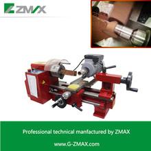 Mini torno de la máquina utiliza/mini de madera de la máquina del torno/torno de madera