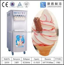 Máquina automática para helado cinco sabores