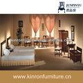 niza cabecero tapizado doble mobiliario de sala de cama del hotel para la venta