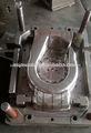 molde plástico cortador de feno