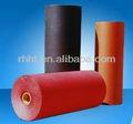 lámina de fibra vulcanizada / carbono de alta calidad, el precio del papel de acero rojo, cartón aislante, lámina piezoeléctrica