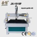 Jx-1515 router cnc para el corte de aluminio