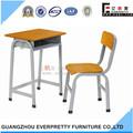 2014 mobiliario escolar baratos escritorio y silla en china