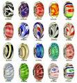 vente chaude chers 2013 fantaisie perles de verre lampwork & pour faire des colliers pendentifs