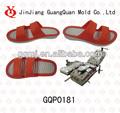 pvc bicolour molde del zapato gqp0181