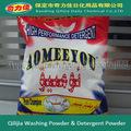 nombre químico de detergente en polvo