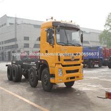 nueva Tri-Ring/SITOM T380 8x4 flatbeds camión para la venta
