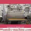 alta temperatura y alta presión de la máquina de teñir
