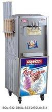Máquina de helado suave con soporte de cono BQL-S33-2
