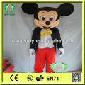 hi ce de alta de calidad superior de la venta de mickey mouse traje de la mascota para adultos